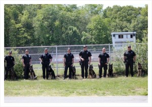 Cappa's Kennel Police Dogs